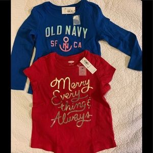 Graphic Tee for Toddler Girl